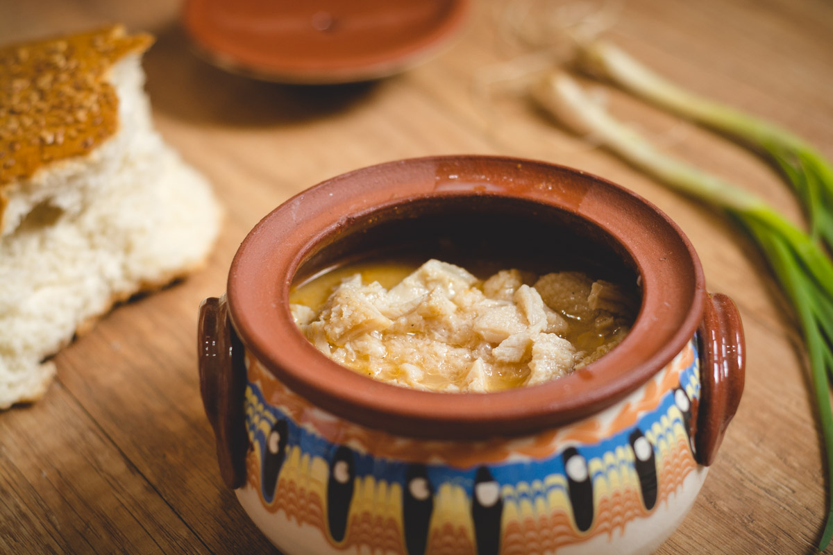 Bulgarian meals find bg food classic and typical bulgarian dishes shkembe tripe soup forumfinder Choice Image